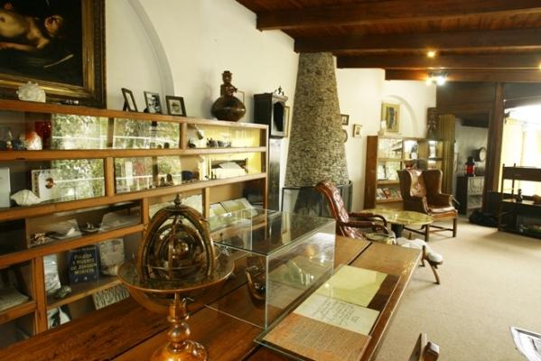 La Chascona Museum House
