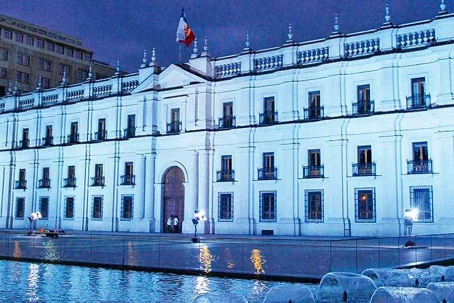 La Moneda Palace