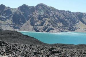 Laguna del Laja National Park