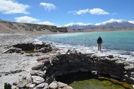 Laguna Verde Hot Springs