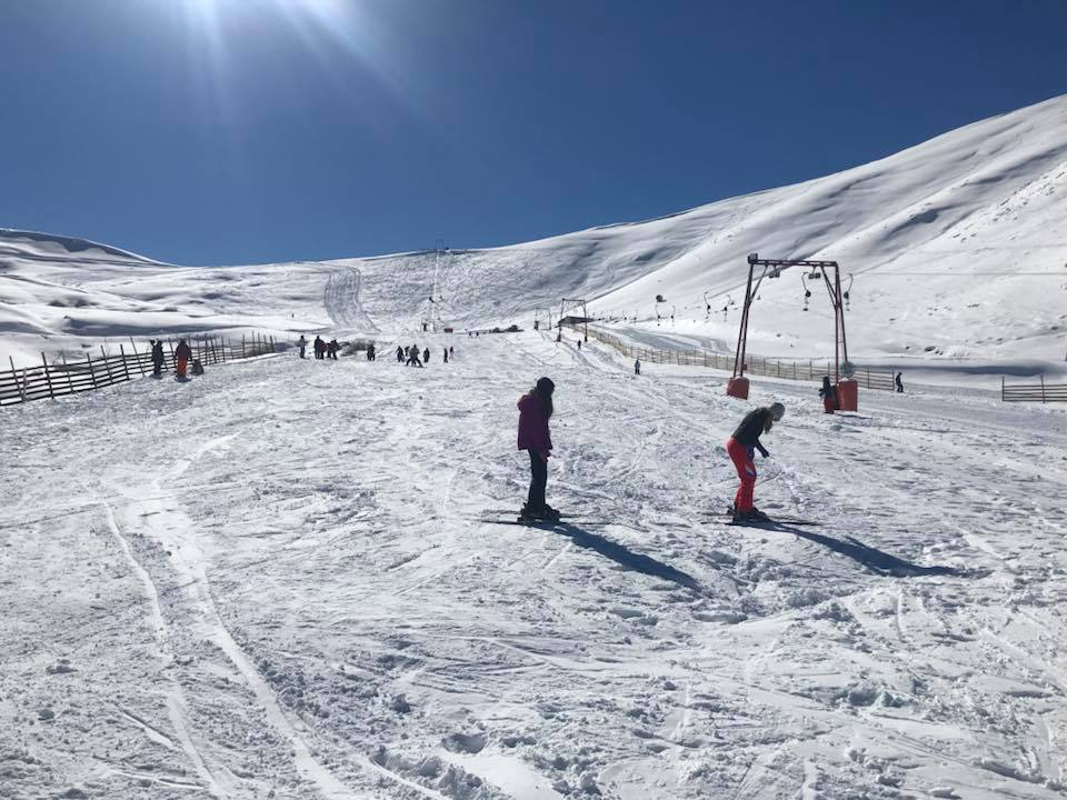 Lagunillas Ski Resort