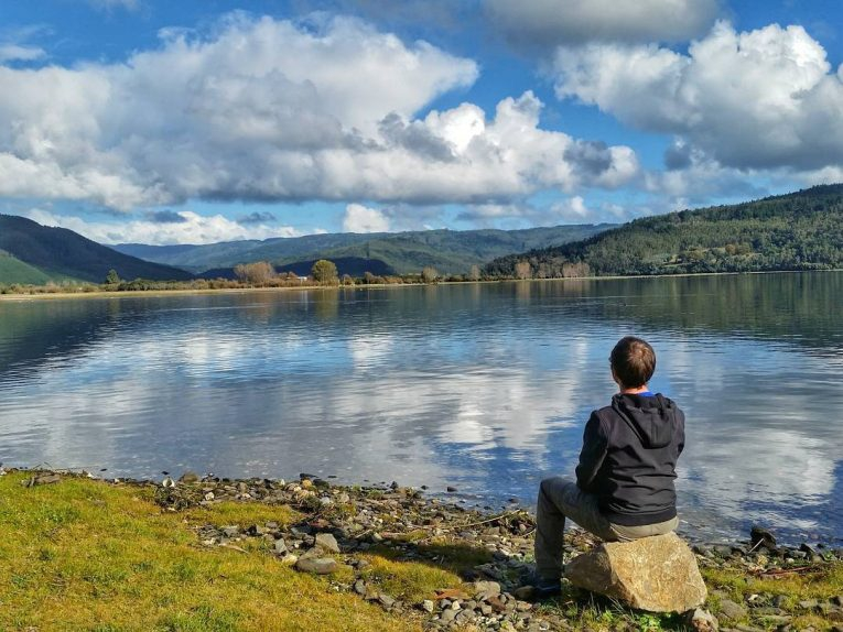 Lanalhue Lake