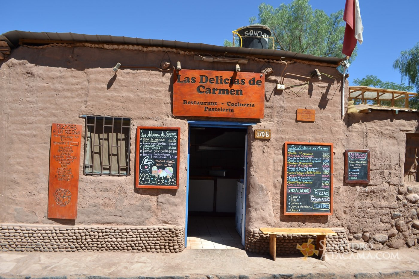 Best restaurants in San Pedro de Atacama