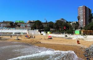 Las Torpederas Beach