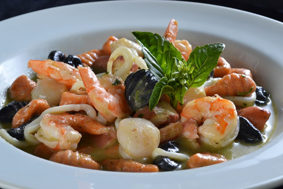 Best seafood restaurants in Santiago de Chile