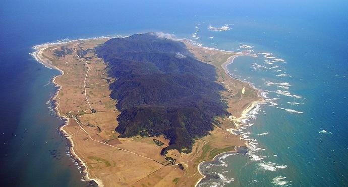 Mocha Island National Reserve
