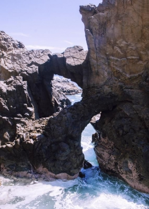 Mountain Climbing and the Anzota Caves