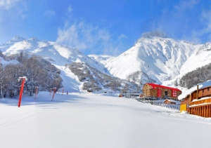 Nevados of Chillan: A Snowboarding Paradise