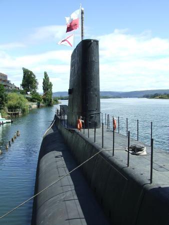 O'Brien Underwater Naval Museum
