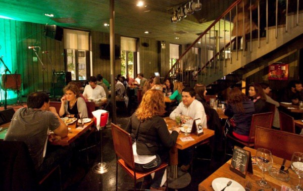 Best bars with lively atmosphere in Santiago de Chile