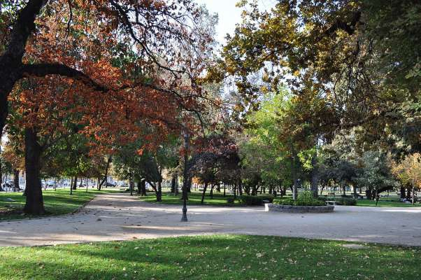 Museums and Parks in Santiago de Chile - a day of culture, history and art