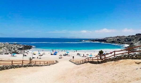 Playa La Virgen