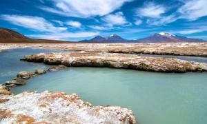 Polloquere Hot Springs