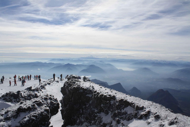 Pucon: Full-Day Villarrica Volcano Climb