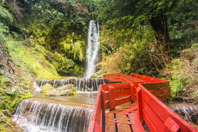 Pucón: Geometricas Hot Springs