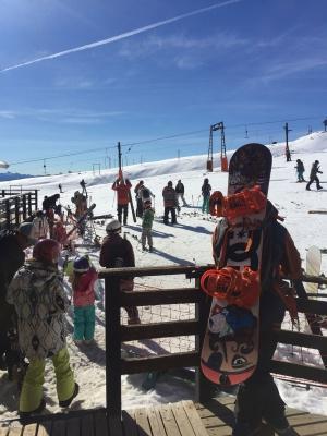 Pucon Ski Resort