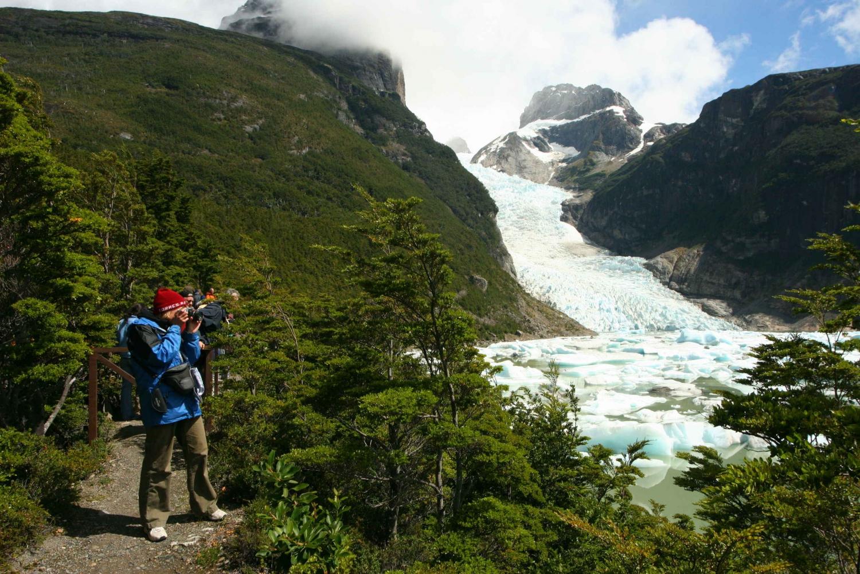 Puerto Natales: Boat Trip to Balmaceda & Serrano Glaciers