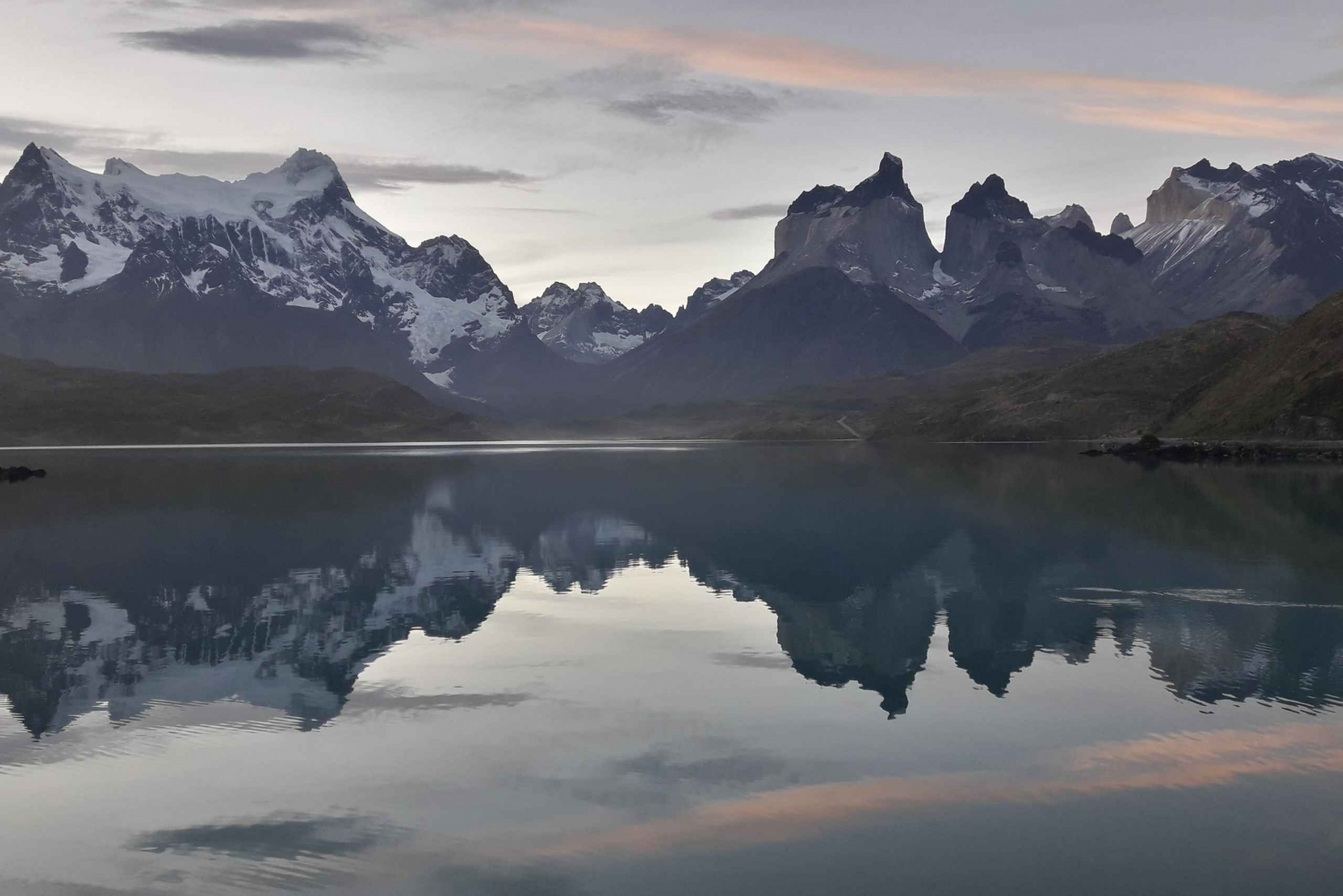 Puerto Natales: Full-Day Torres del Paine Tour