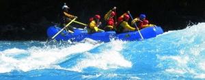 Rafting Baker