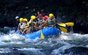 Rafting Claro