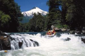 Rafting Trancura