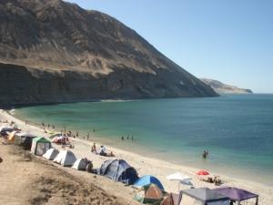 Rinconada beach