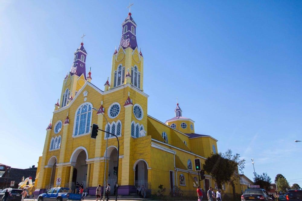 San Francisco de Castro Church
