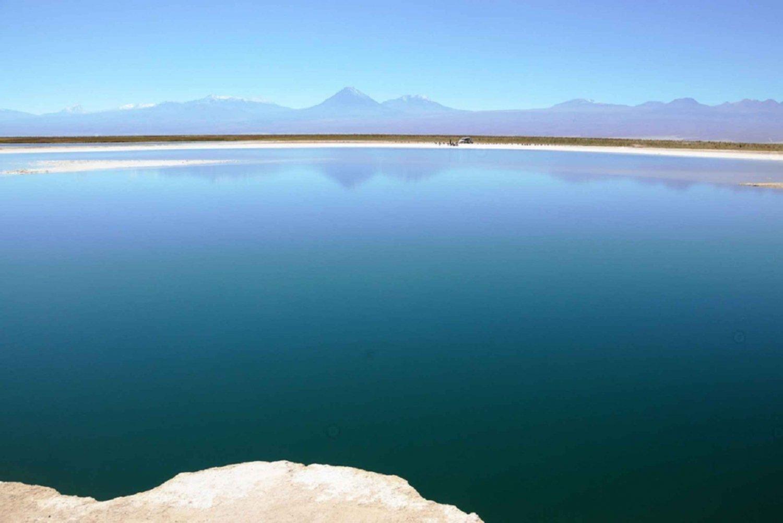 San Pedro de Atacama: Cejar and Tebinquinche Lagoons