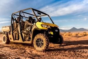 San Pedro de Atacama: Guided Buggy Tour Through the Desert