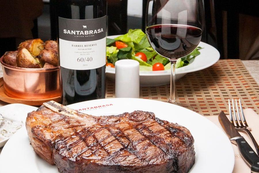 Santabrasa restaurant