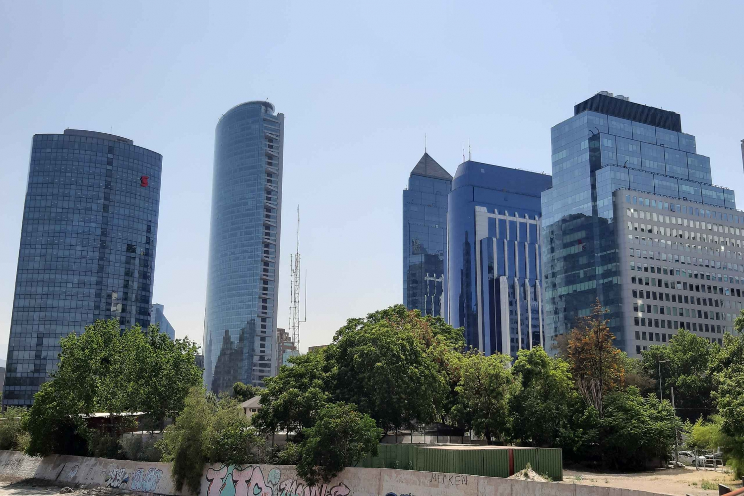 Santiago: Private Half-Day City Tour