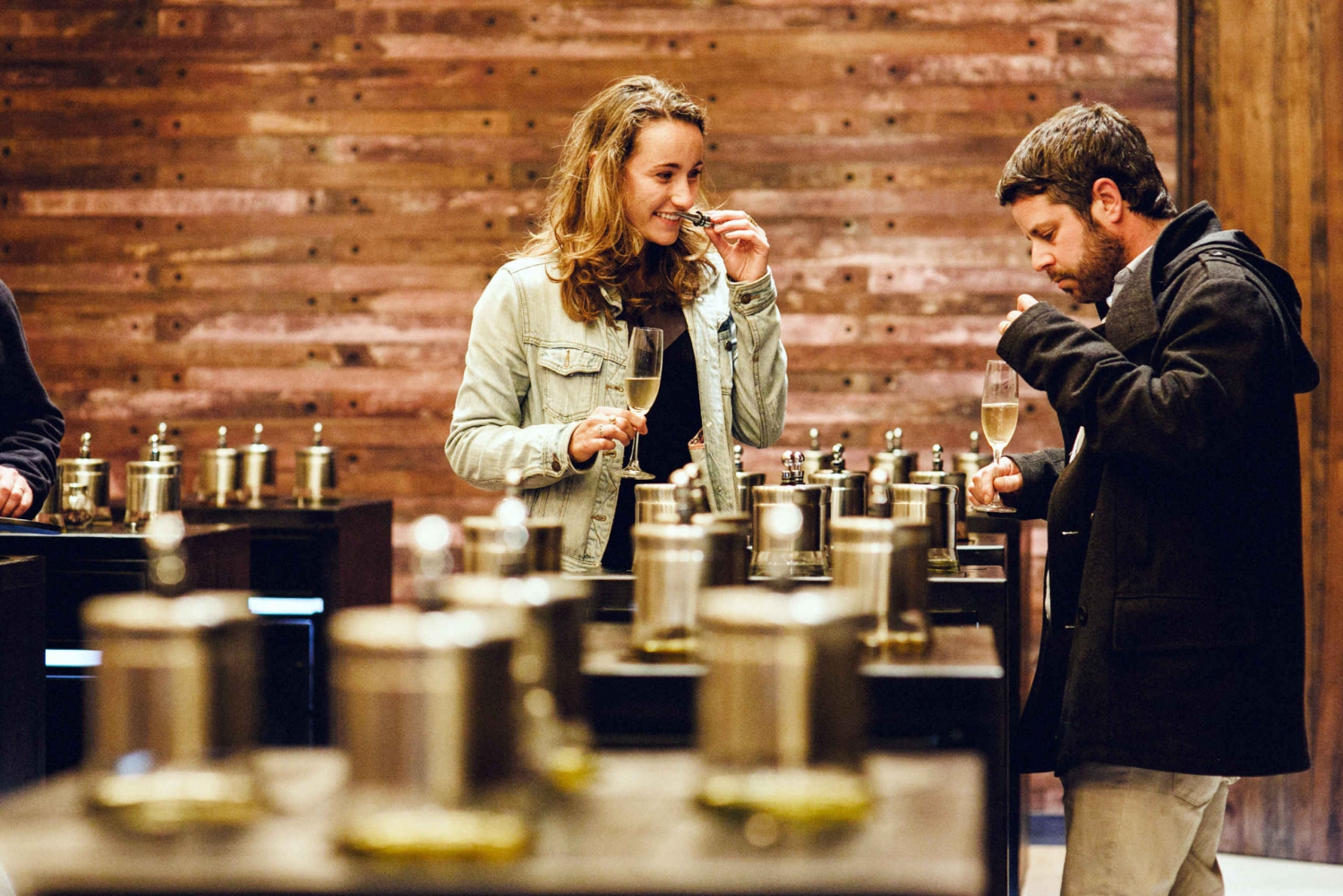 Santiago: Wine Tasting Course with Sommeliers and Winemakers