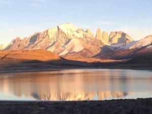 Sarmiento Lake