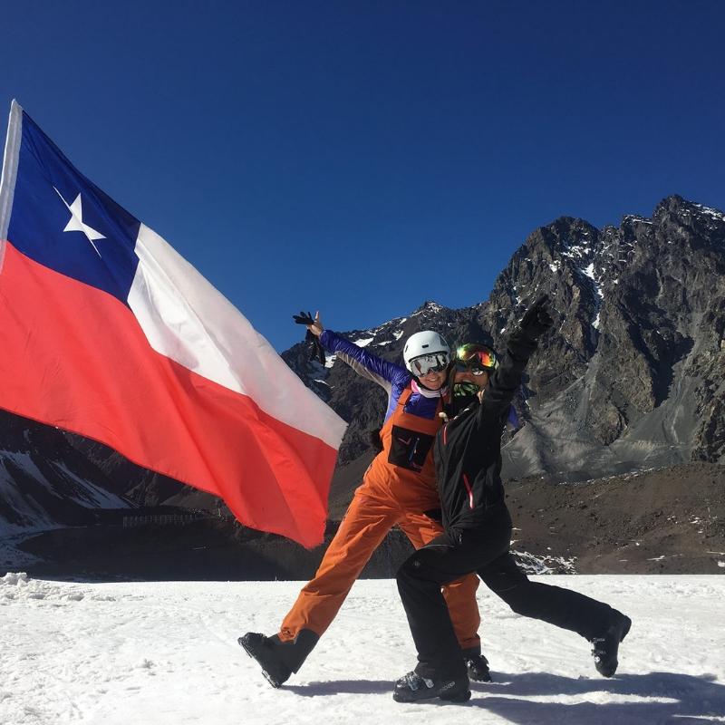 Ski Portillo Chile