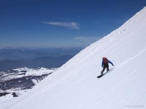 Snowboarding Volcanoes