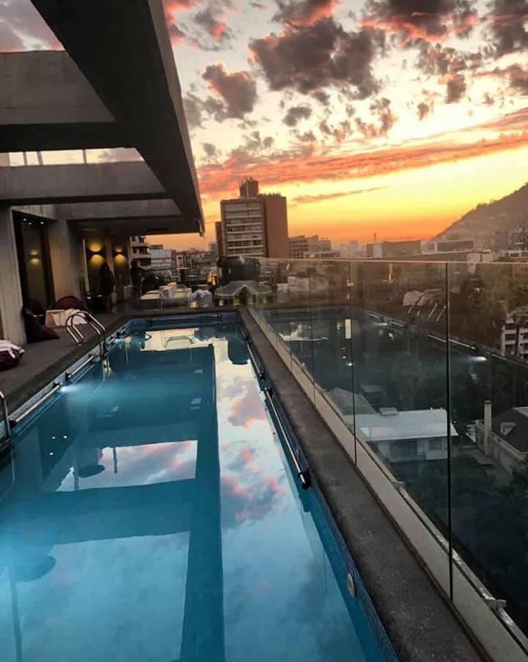 Solace Hotel Santiago