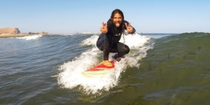 Surf in Arica