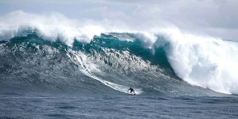 Surf in Iquique