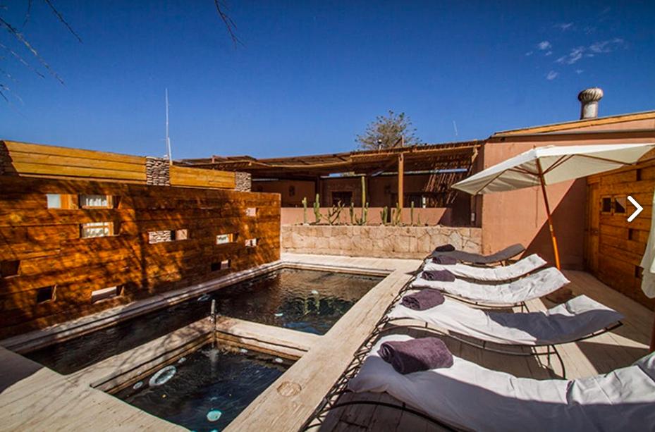 Terrahtai Lodge