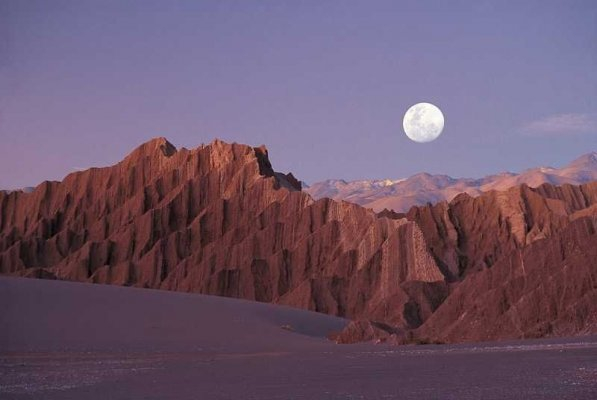 The Moon Valley