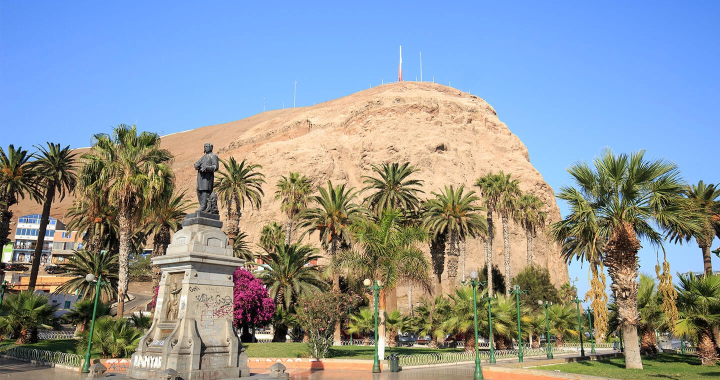 The Morro of Arica
