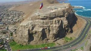 The Morro of Arica