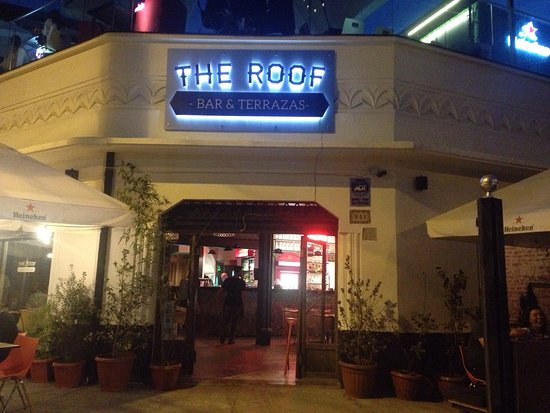 The Roof Bar Terrazas In Chile My Guide Chile