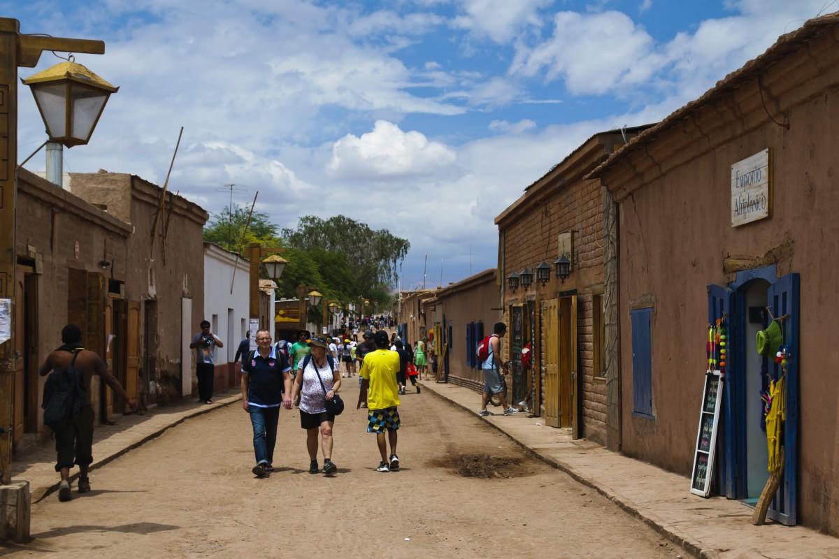 Town of San Pedro Atacama