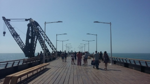 Vergara Pier