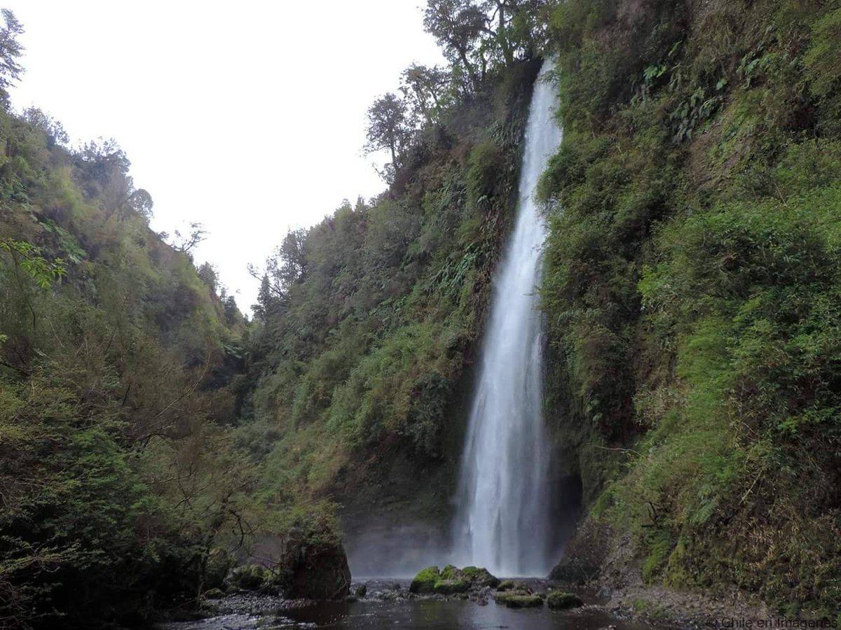 Waterfall - Tocohiue Falls