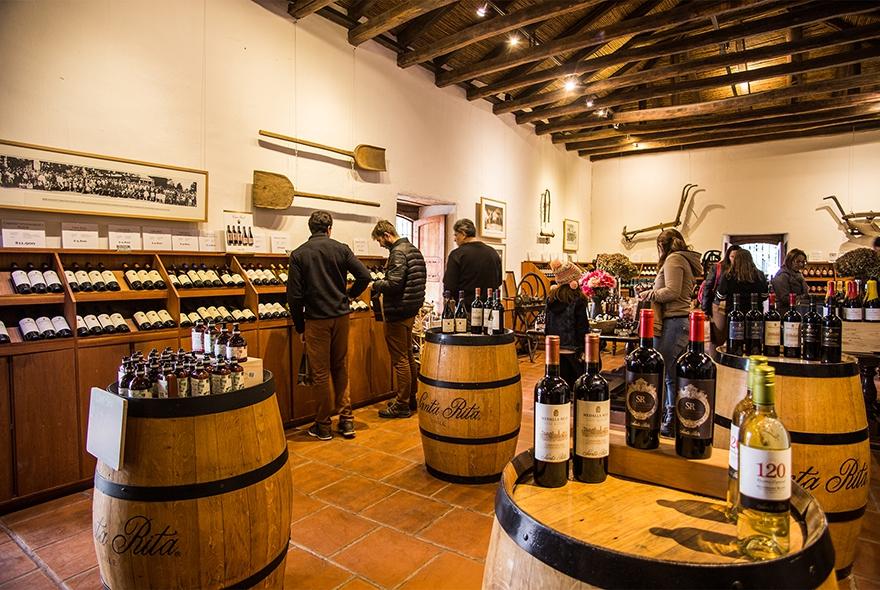 Wine Shop - Santa Rita