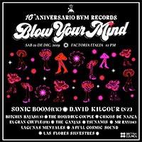 BYM Records 10 Aniversario