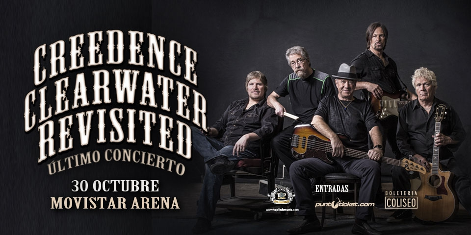 Creedence clearwater Revivited