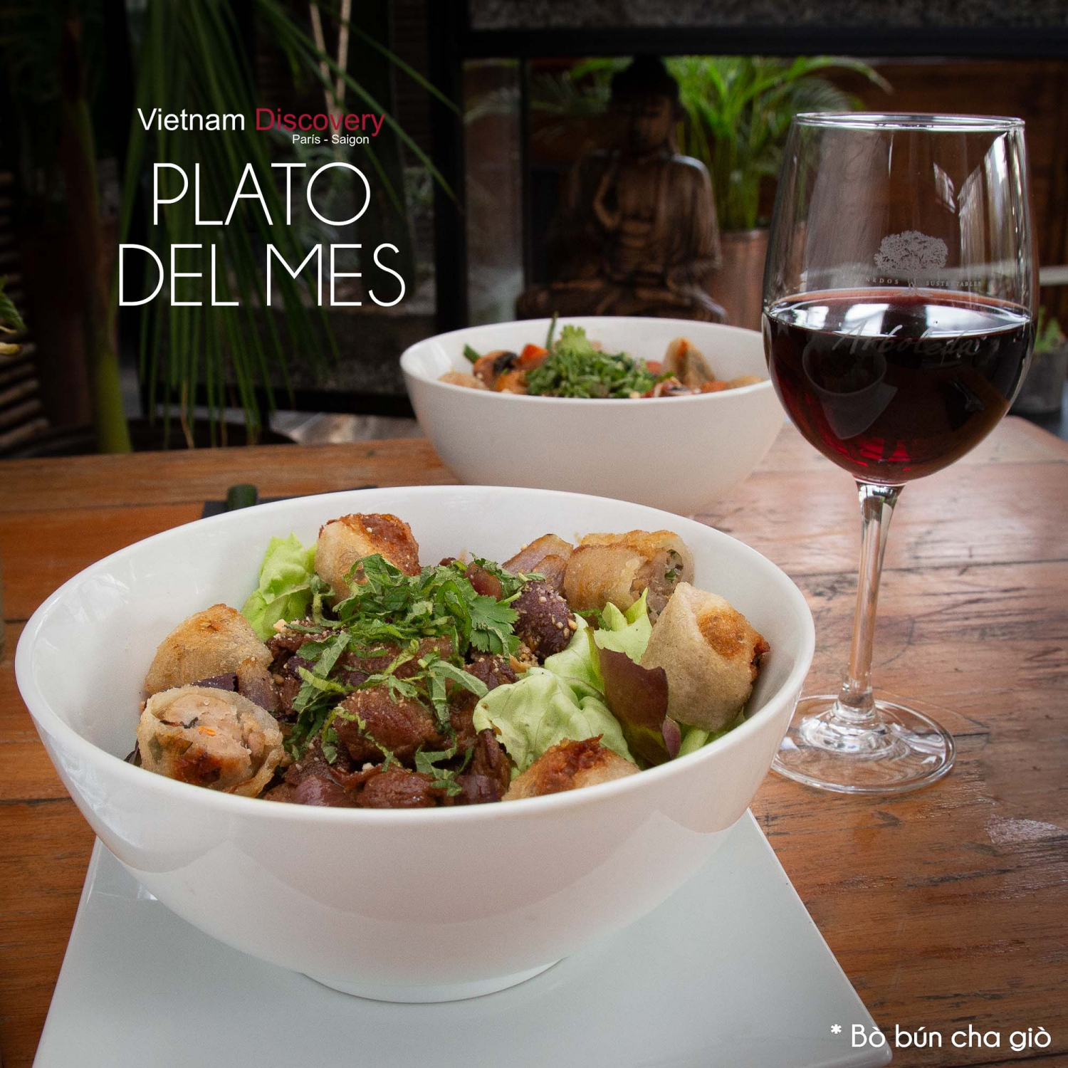 Dish of the Month - Vietnam Discovery